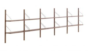 DK3 Royal System shelf walnut