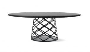 Gubi Aoyama Lounge Tisch 120 cm rund