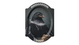 Ibride Le Corbeau Tablett