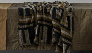 Society Limonta Klim Decke | Caramel 227