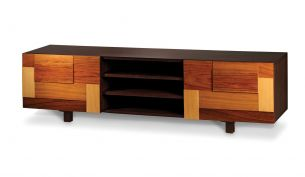 Mambo Unlimited Ideas Form TV Bench wood
