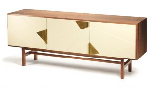 Mambo Unlimited Ideas Jazz Sideboard walnut