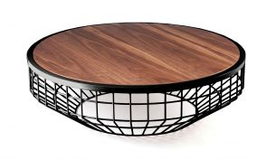 Mambo Unlimited Ideas Center Table black