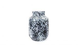 Mani Capitello Vase | Steinoptik