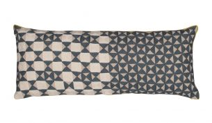 Niki Jones Zellij Bolster Cushion | 40 x 100 cm
