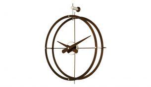 Nomon Dos Puntos Wall Clock