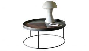 Notre Monde Round Tray Coffee Beistelltisch | XL