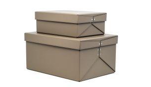 Pinetti Origami Lederbox | Malaga Leder