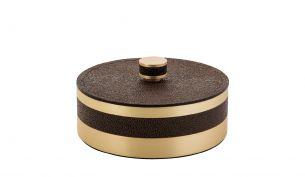 Pinetti Saturno Round Box Groß