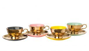 Pols Potten Legacy Gold Tee Set | 4er Set