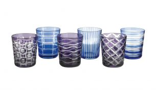 pols potten cobalt mix tumbler set
