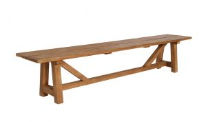 Sika Design George Bench Teak