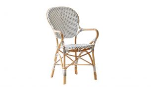 Sika Design Isabell Rattan Outdoor armchair