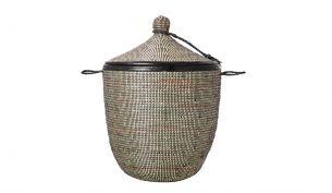sika design reeds basket large natural