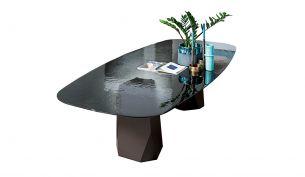Sovet Deod Two Base Tisch | Mokka - Liquid Rauchglas