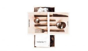 Valerie_objects Maarten Baas Besteck Geschenkbox Kupfer