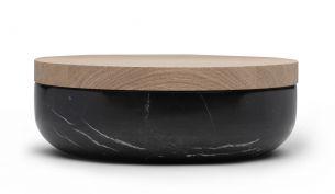 When Objects Work VVD Pottery Schale | Marmor | H7 x Ø30 cm 1