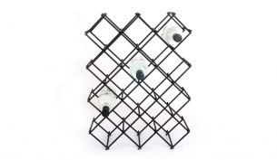 XLBoom Diamond Wine Rack | for 18 Bottles