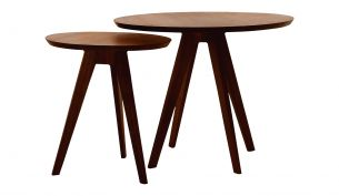 Zeitraum Cena table round