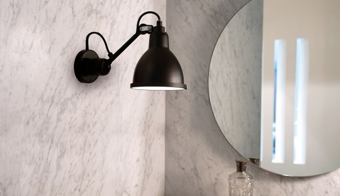 Dcw Lampe Gras N 304 Bathroom Wall Lamp
