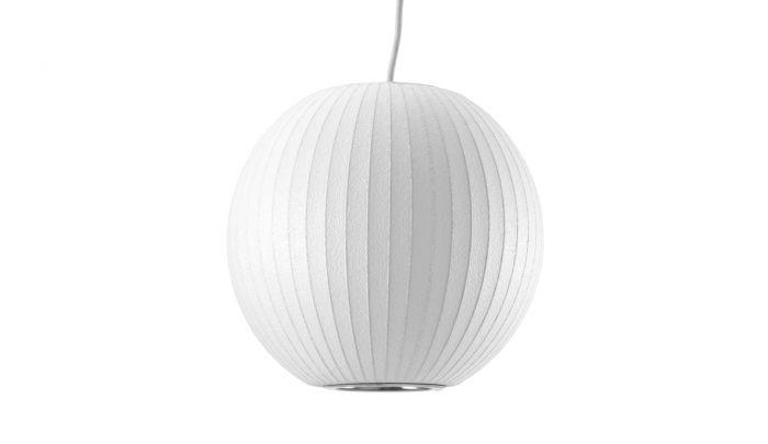 George Nelson Bubble Lamp Ball Pendant