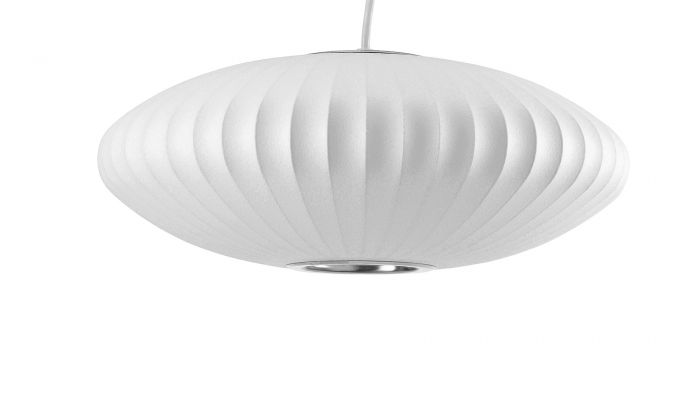 George Nelson Bubble Lamp Saucer Pendant