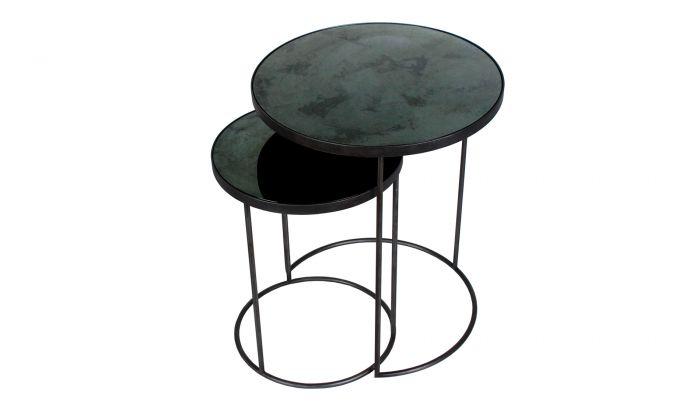 Notre Monde Nesting Coffee Table Set Dopo Domani