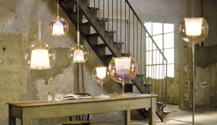 Penta Glo Pendant Lamp