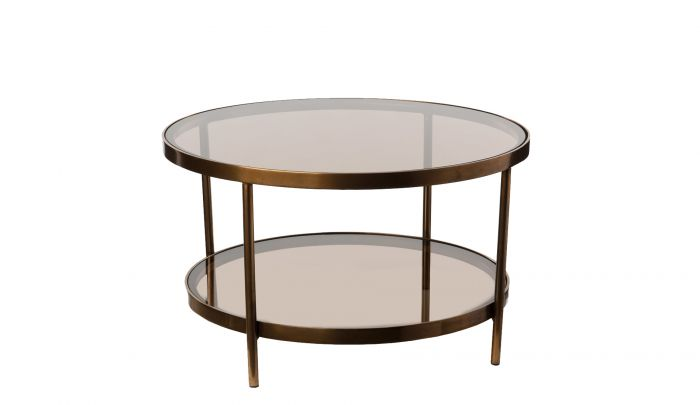 Pols Potten Coffee Table Double Amber