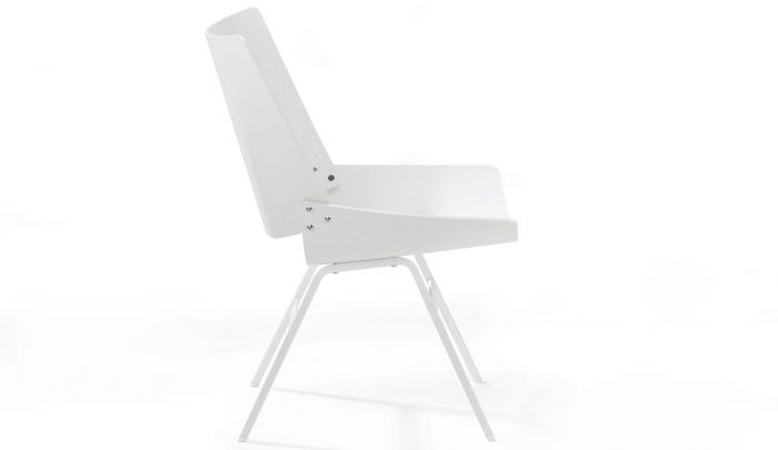 Luxembourg Lounge Stoel.Rex Kralj Shell Lounge Chair Dopo Domani