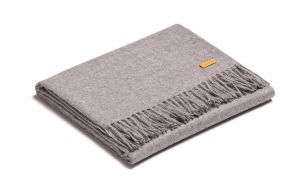 Alpaka Exclusive Decke | Silber