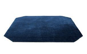 &tradition The Moor Teppich | AP6 + AP8 | Mitternachtsblau