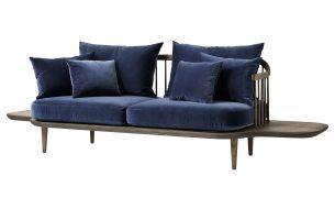 &tradition Fly Sofa mit Beistelltischen