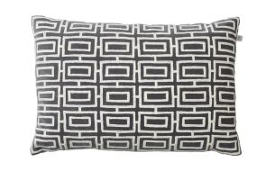Chhatwal & Jonsson Kashi Cushion | Dark Grey