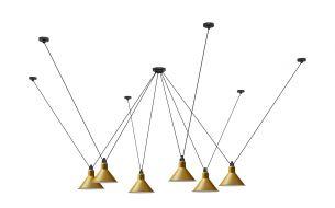 DCW Les Acrobates De Gras N°326 Pendant Lamp