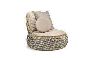 Dedon Dala Lounge Sessel