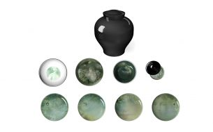 Ibride Yuan Narcisse | Set of Plates and Bowls