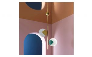 Magic Circus Éditions Pop-Up 02 Chandelier | Brass