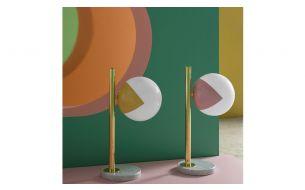 Magic Circus Éditions Pop-Up Table Lamp | Brass