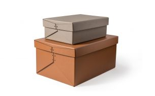 Pinetti Origami Lederbox