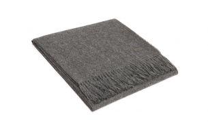 Alpaka Exclusive Decke   Charcoal