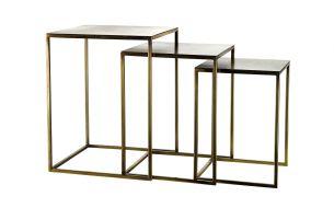 Pols Potten Frame Square Beistelltisch | 3er Set