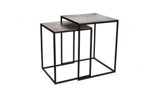 Pols Potten Frame Square Side Table | Set of 2