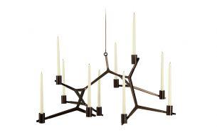 Roll & Hill Agnes 10 Kerzenleuchter