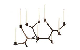 Roll & Hill Agnes 9 Tisch-Kerzenleuchter