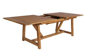 Sika Design George Extending Table   Outdoor