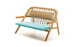 Very Wood Unam Out Sitzbank