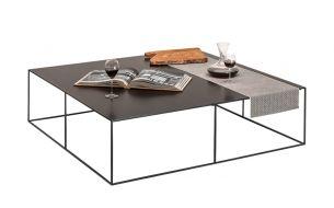 Zeus Noto Slim Irony Low Coffee Table
