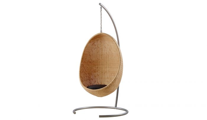 Sika Design Hanging Egg Chair Outdoor Dopo Domani