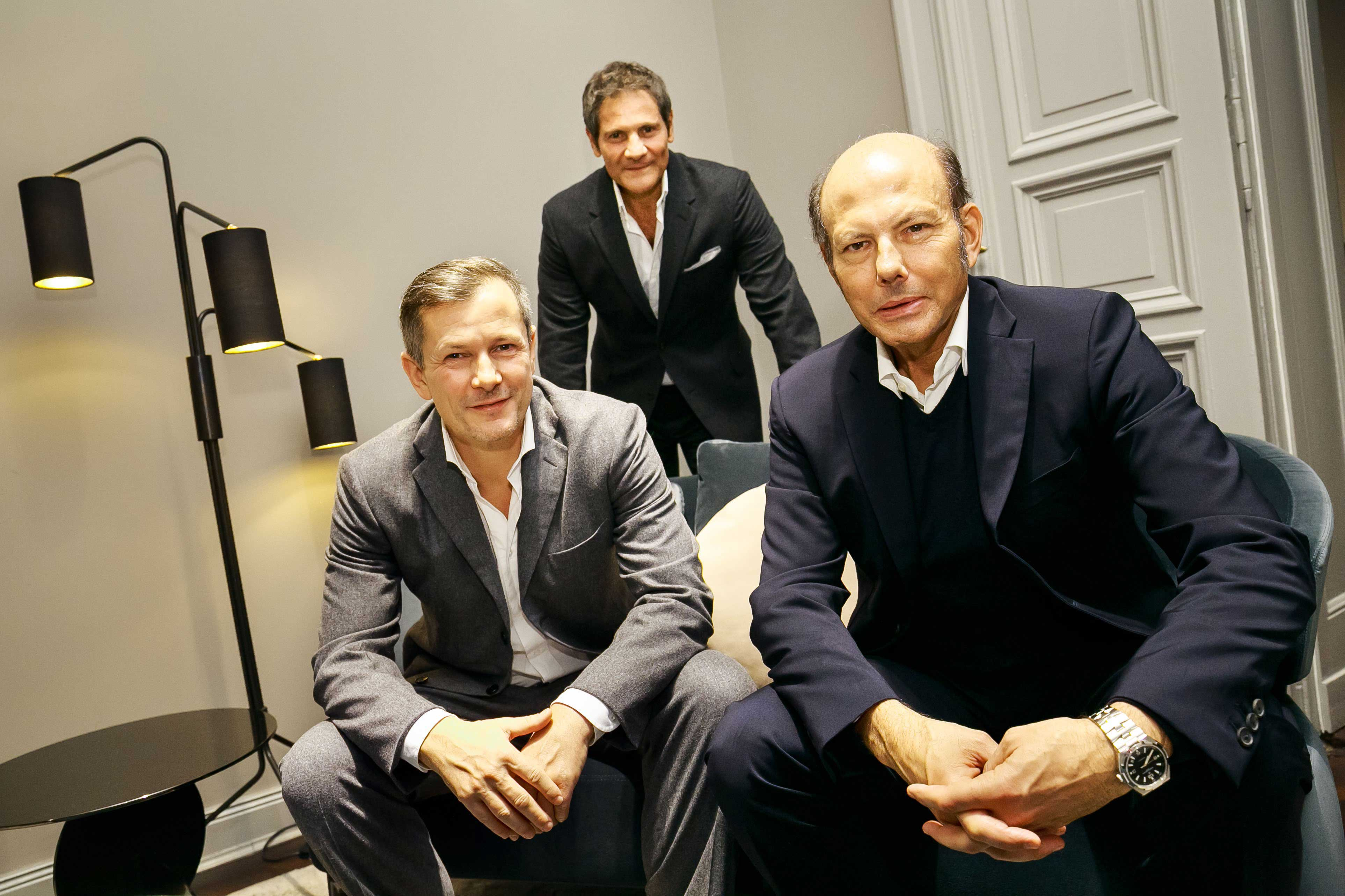 Möbel à la famiglia - Interview mit Roberto Minotti